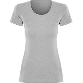 Haglöfs Ridge Hike - T-shirt manches courtes Femme - gris